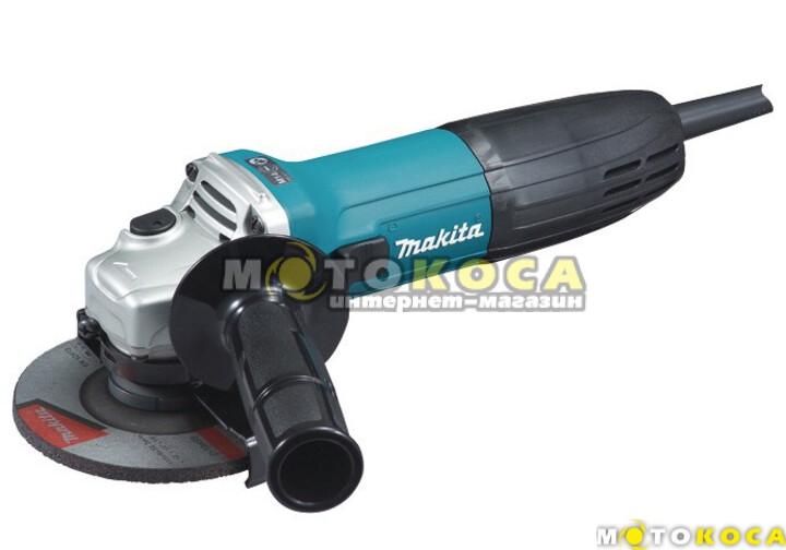Угловая шлифмашина Makita GA5030 купить, отзывы
