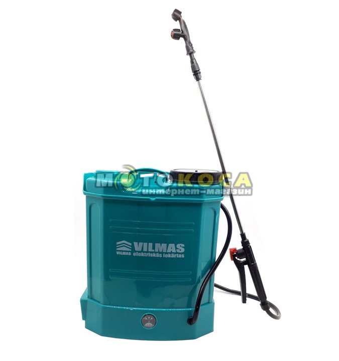 Опрыскиватель аккумуляторный Vilmas 12-BS-8 купить, отзывы