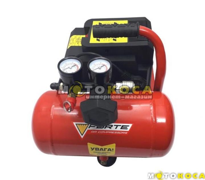 Безмасляный компрессор Forte COF-6 купить, отзывы
