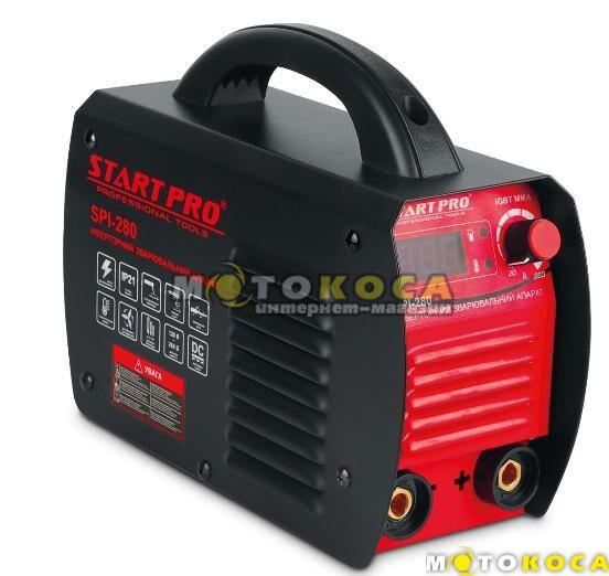 Купить Сварочный инвертор Start PRO SPI-280 по оптовой ...  Инвертор Сварочный Купить